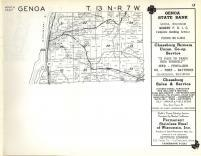 Bergen, Genoa T13N-R7W, Vernon County 1960